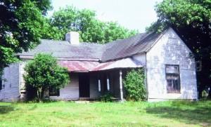 The Elbert Adkerson House