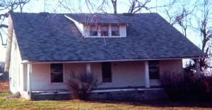 The Jack Hunter home