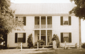 Walter Keeble Home