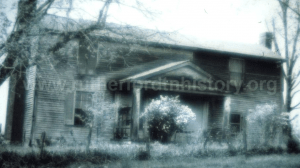 Old home in Jefferson