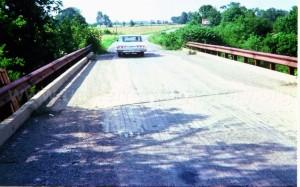 New Spring Creek Bridge