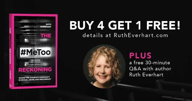 special offer #METOO RECKONING bulk buy for book clubs