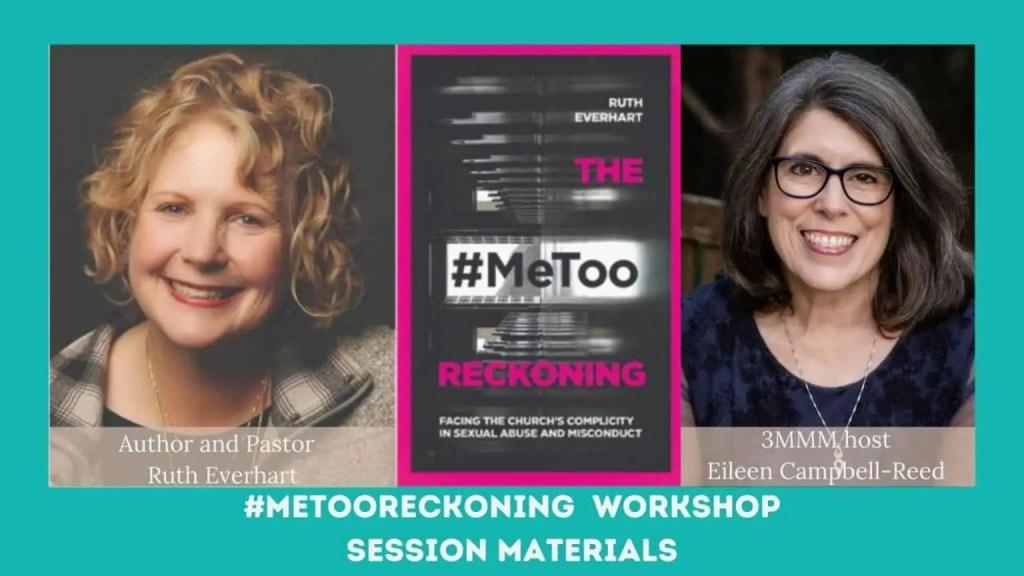 workshop MeToo Reckoning