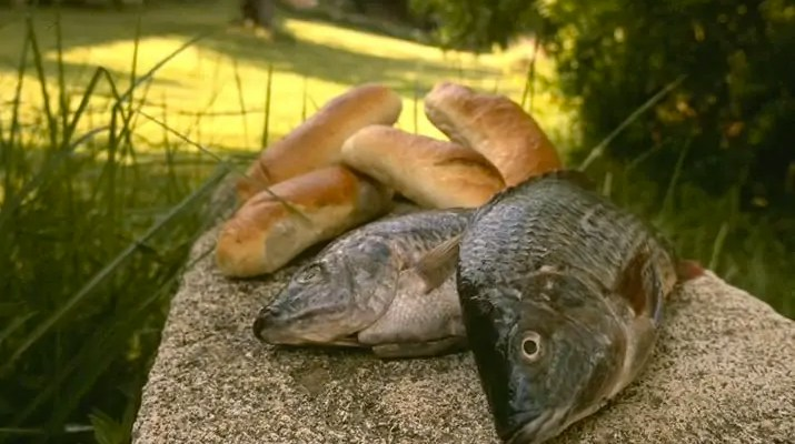 Quotations about Bread — fodder for sermons on John 6:1-21