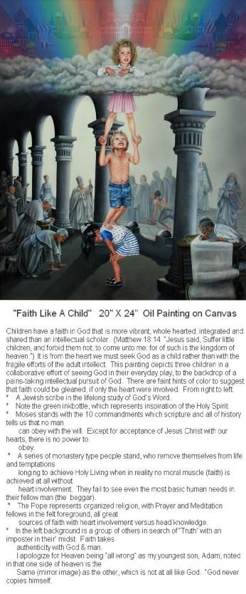 XFaith Like A Child
