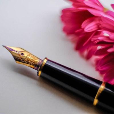 The Flower Writer