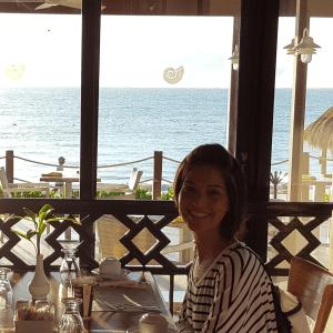 Ruth Griffith Breakfast Beach
