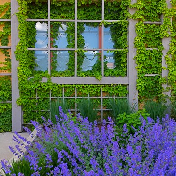 Highland Park window