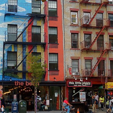 Lower Eastside, Manhattan