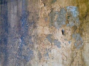 Underpass wall