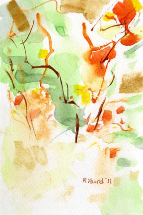 Vytlacil Fall Colors IV