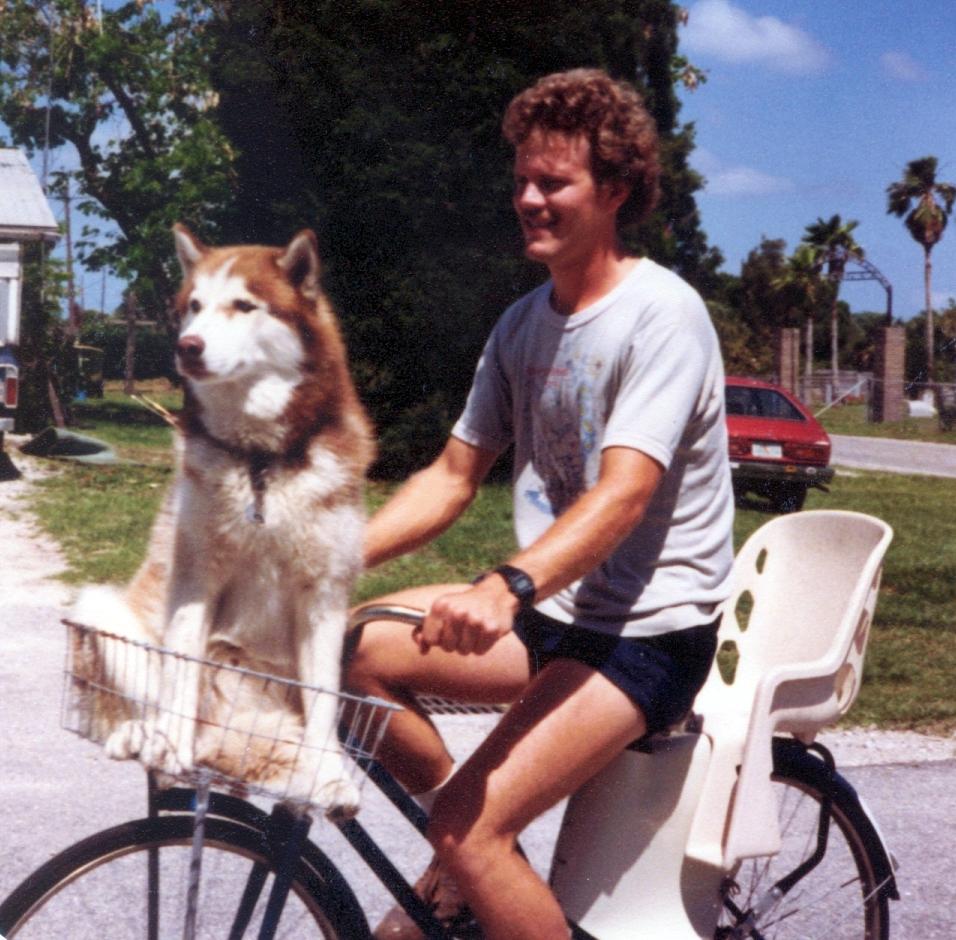 Mark and Cody | Florida | 1987