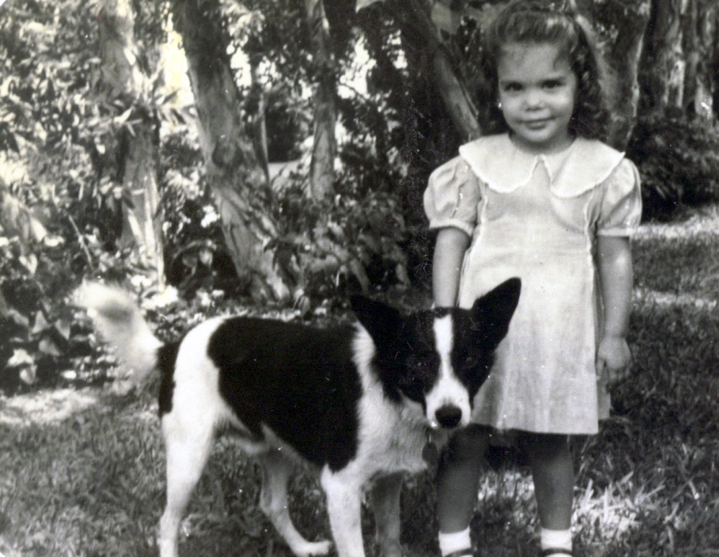 Ruth & Skeeter | Tampa | 1961