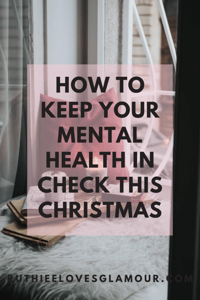 how to keep your mental health in check this christmas