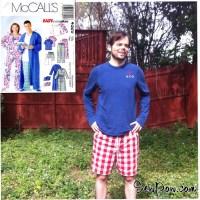 McCalls 4320 Shorts