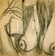 Sketch with bottle 01.11.11