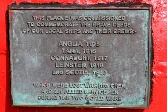 04b memorial local ships, Holyhead, Ruth Livingstone