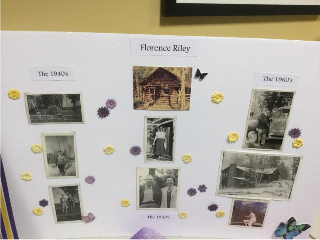The history of Ruth Lake Lodge Resort in British Columbia