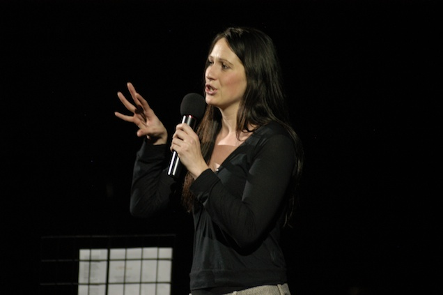 Ruth preaching 3