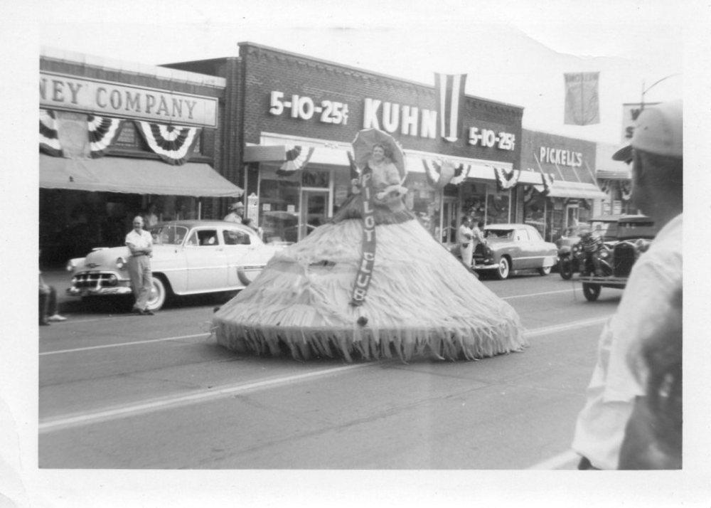 Lenoir City, Tennessee's Golden Jubilee, 1957 (4/6)