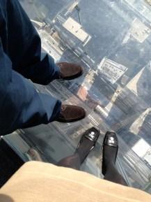 Willis Tower feet