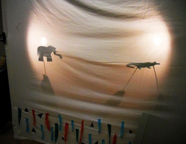 photo shadow screen