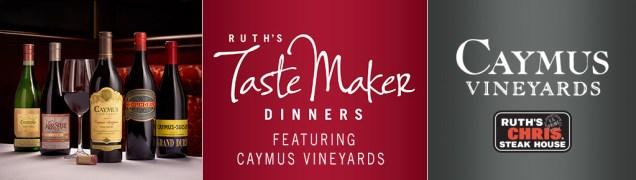 Image result for CAYMUS VINEYARDS WINE DINNER