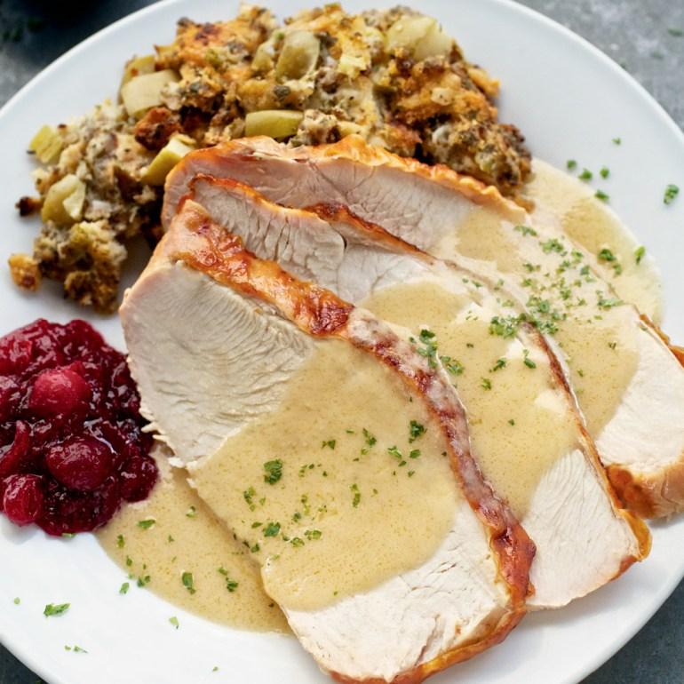 Enjoy Thanksgiving Dinner at Ruth's Chris Steak House
