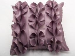 Garrick pleated cushion
