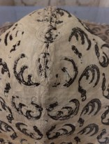 17th century embroidery, Woollaton hall