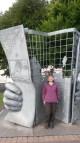 South West Coast Path Monument ~ Minehead 29/08/14