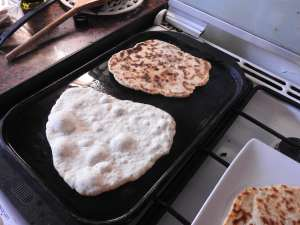 Herby Flatbreads