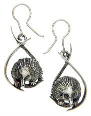 Echidna Ear-rings