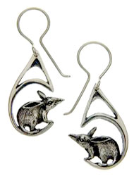 Bilby Ear-rings