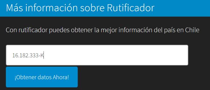 Rutificador – ¿Cómo sacar el RUT con la nueva aplicación de RUTChile?