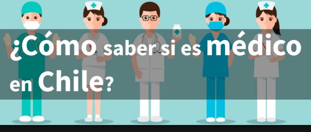 ¿Cómo saber si el médico especialista que me atiende está titulado?