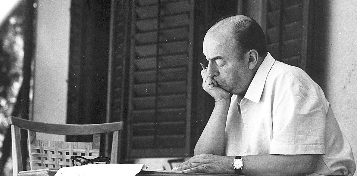 Historia de Pablo Neruda