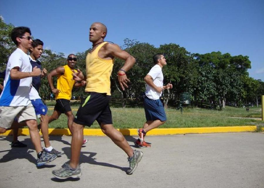 RETRO RUNNING RUTINAS DEPORTIVAS