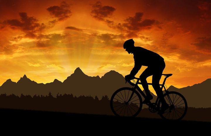 Ciclista iniciado