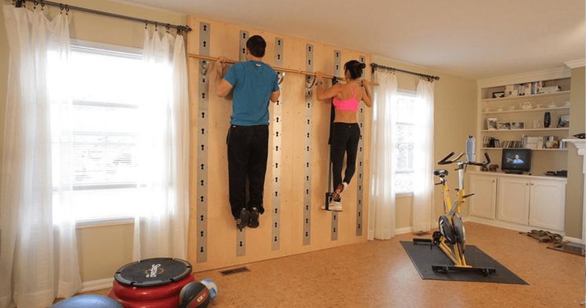 Como tener un gym en casa c mo crear un gym en casac mo - Gimnasios en casa ...