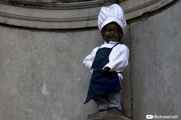 Писающий мальчик - фото, история, традиции Брюсселя, как ...