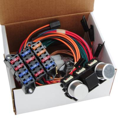 Ron Francis Retro Series Complete Wiring Harness