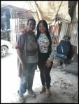 Vicealcaldesa Valentina Cruz valora a Nancy Galvez (La Mecánica) en visita de cortesía con motivo al Día de las Madres