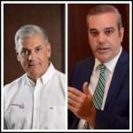 JCE proclama como ganadores de candidatura presidencial a Gonzalo Castillo y a Luis Abinader