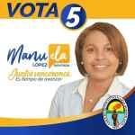 Motivos para votar por Manuela López Diputada SDO