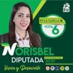 """""""Conociendo los candidatos"""" : Norisbel Uceta """"Educación, Mujer y Juventud"""""""