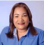 La gobernadora de la Provincia Santo Domingo