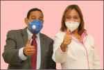 Doctor Félix Batista realiza visita de cortesía al  Centro Zona F y su directora; Batista  plantea  acuerdo de cooperación