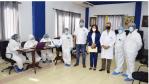 Área VII de Salud realiza operativo de prueba Para detectar COVID-19.