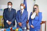Juramentan a Pedro Pablo Acevedo como nuevo presidente Conadis